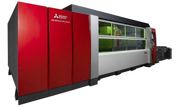三菱电机新品发布会发布新型激光机
