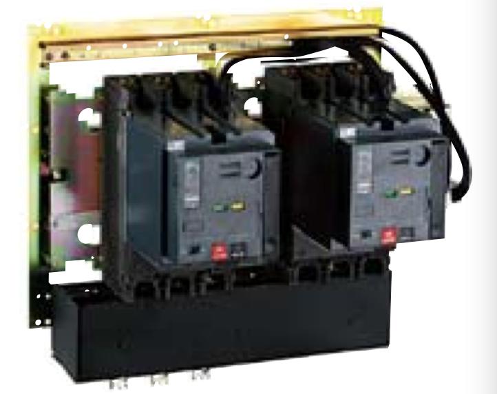 施耐德ATS双电源转换开关 自动电源转换系统