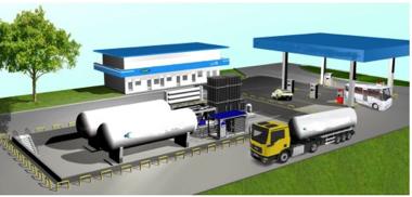 施耐德自动化设备在LNG,CNG加气站应用实例