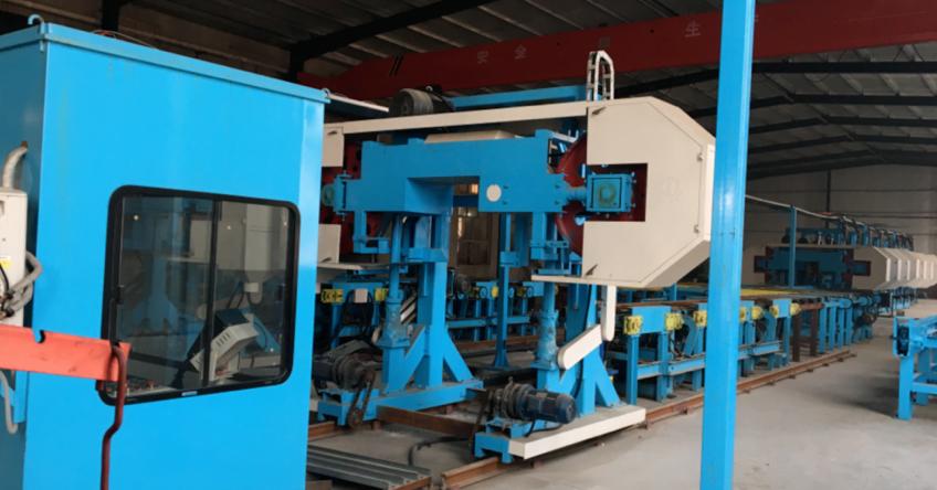木工机械上施耐德PLC应用-九排带锯机的应用