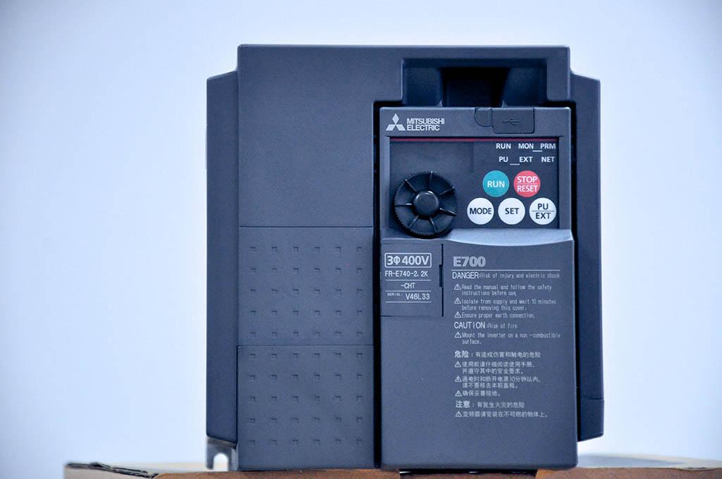 三菱变频器-E700系列