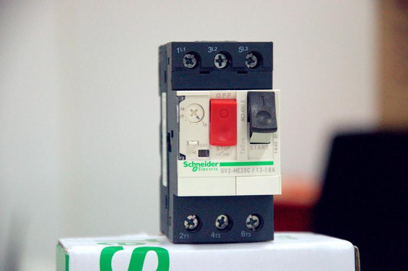 国产TeSys GV2电动机断路器