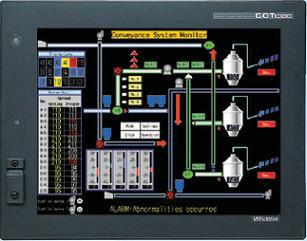 三菱人机界面-GT1000系列触摸屏