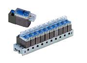 SMC电磁阀-3通V100系列