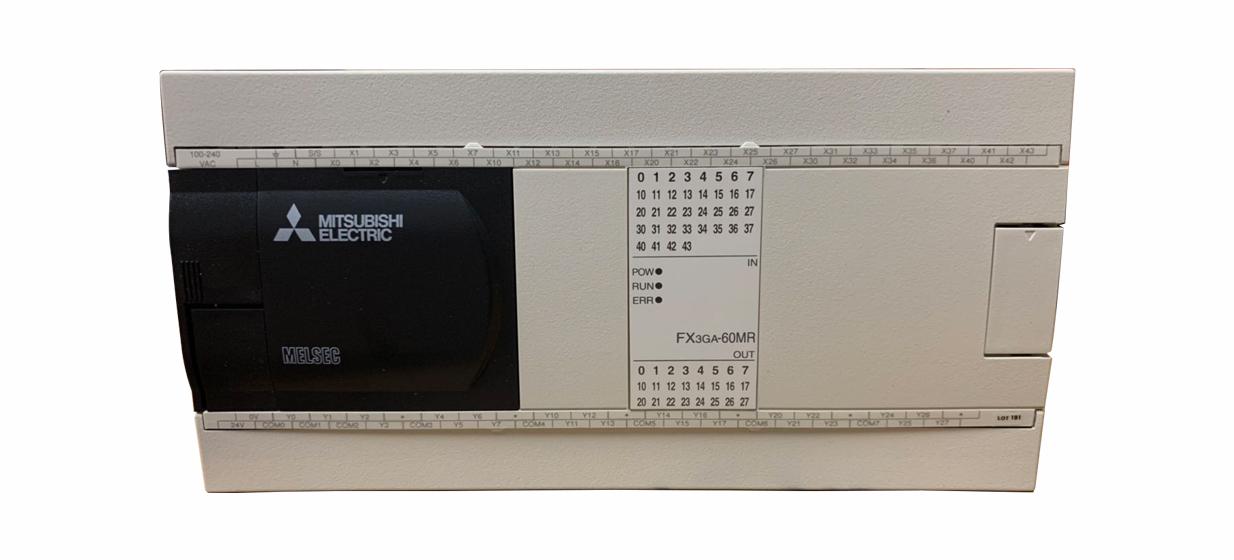 三菱PLC FX3GA-60MR