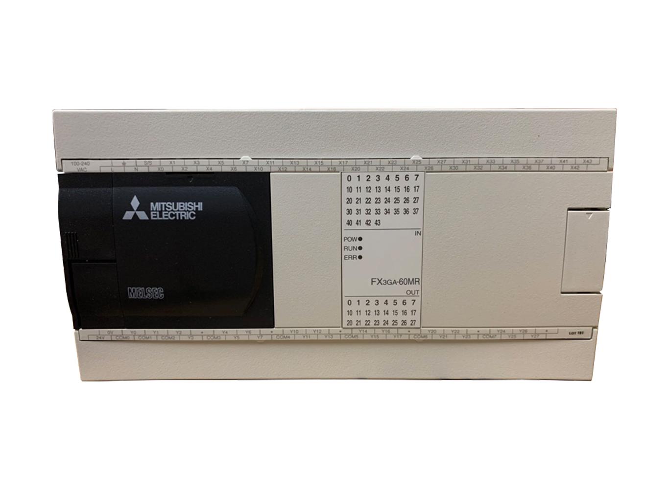 三菱PLC FX3GA-60MT