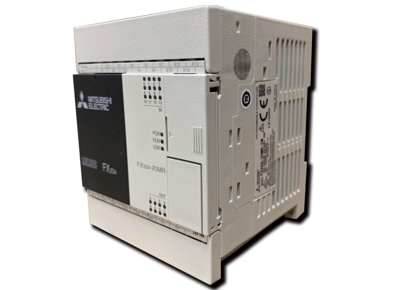 三菱PLC FX3SA-20MR