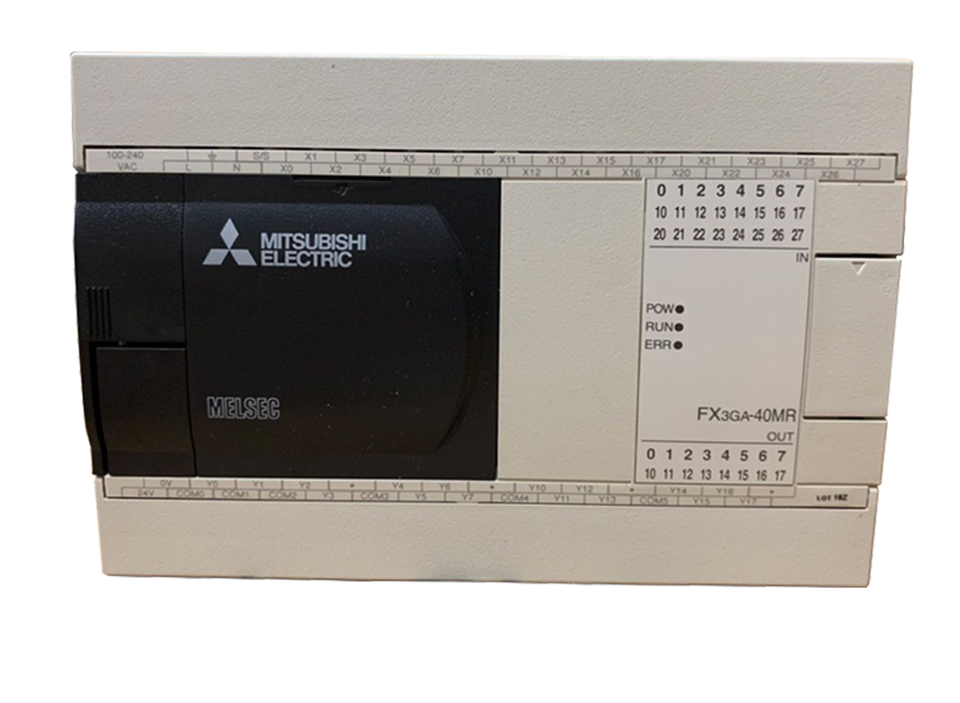 三菱PLC FX3GA-40MT