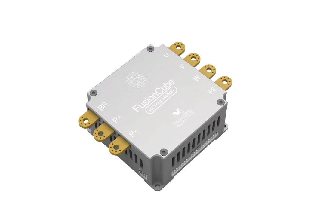麒麟400低压直流伺服驱动器